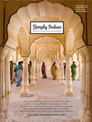 Food & Wine Magazine Rajashthan India Peggy Markel