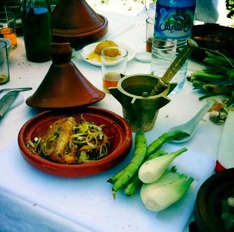 Morocco_Tagines