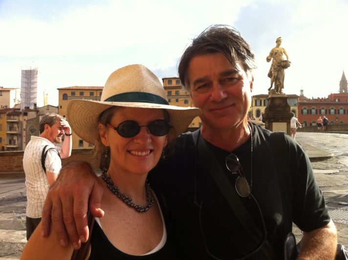 David's Tuscan tour is always a laugh and deeply meaningful.