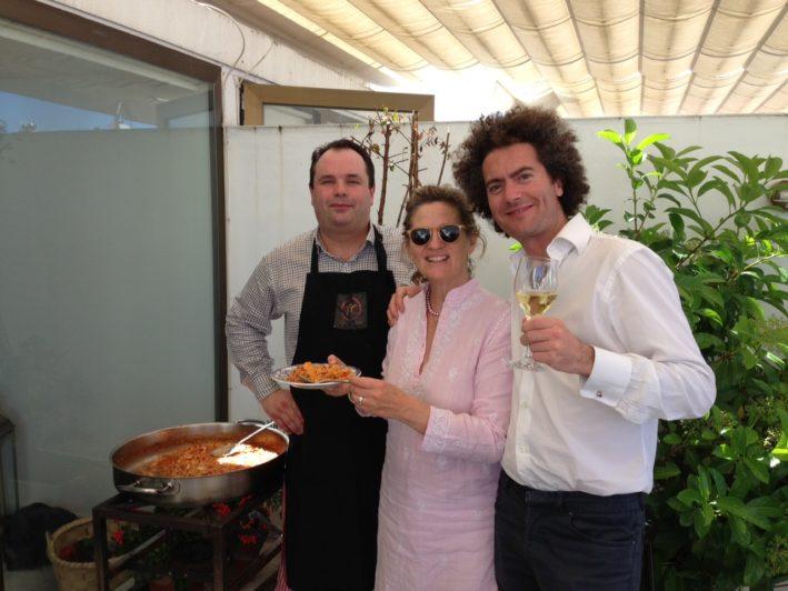 paella in good company