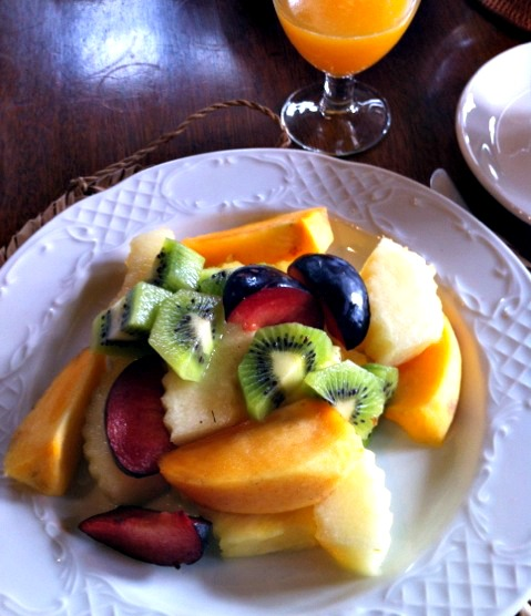 fruit salad seville