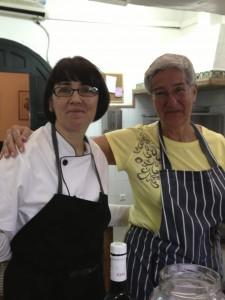Chef Isabel Seville