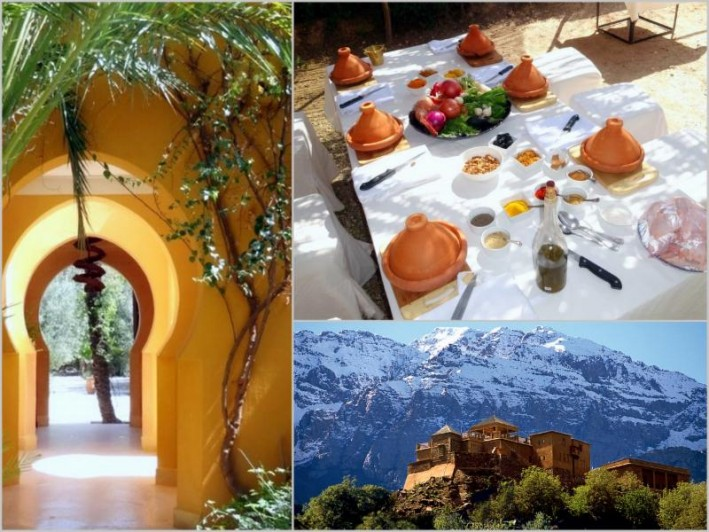 Morocco Photo Collage