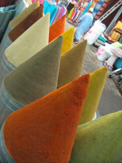 spices Morocco