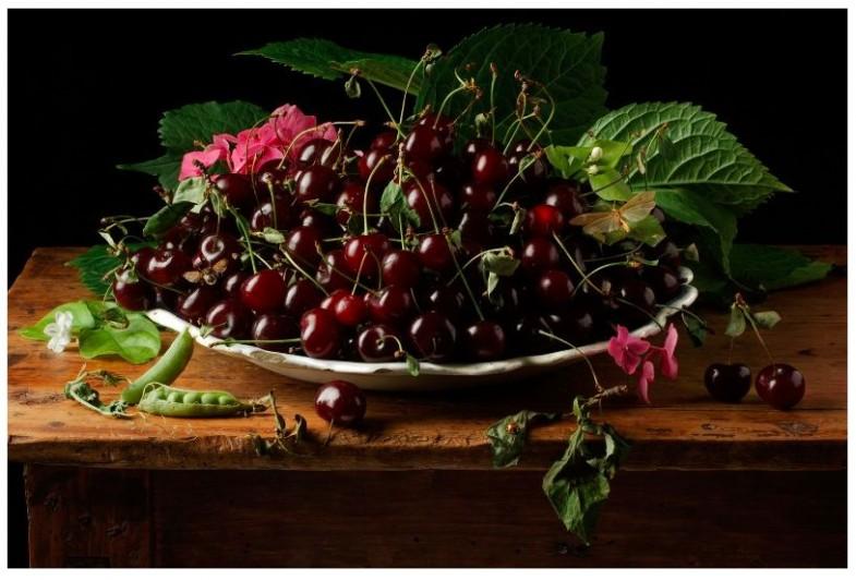 cherries Paulette Taormina