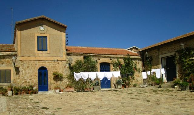 Regaleali Sicily aprons