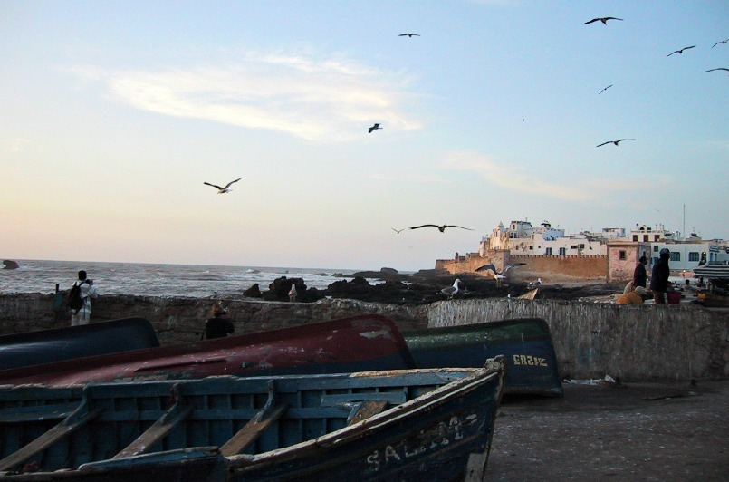 port of essaouira Morocco