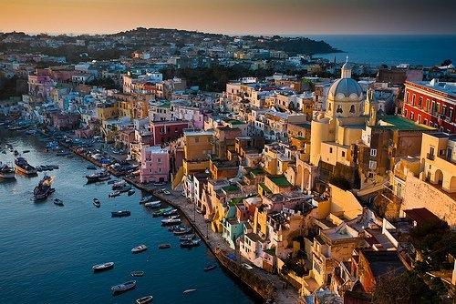 procida chieollea Amalfi