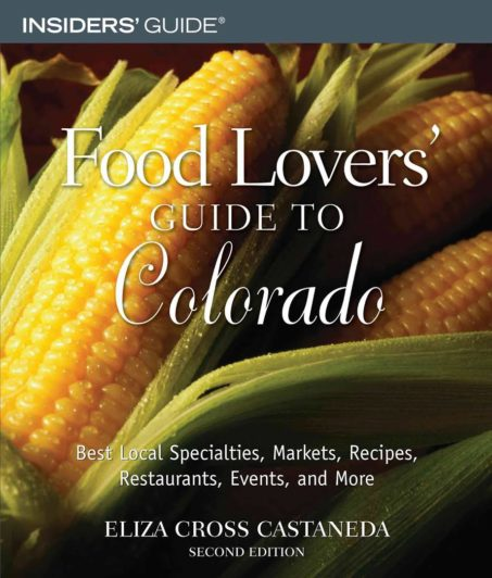 Food Lovers' Guide Book cover