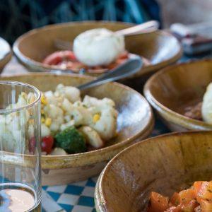 moroccan salads food