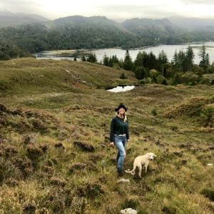 Eilean Shona hike
