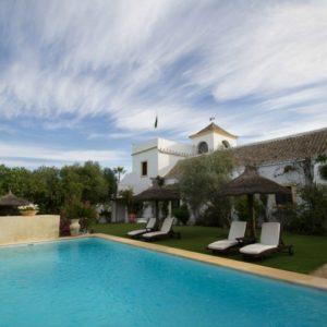 pool hacienda ss