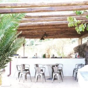 Signum Outdoor Kitchen - Sicily + the Aeolians: The Island of Salina - Peggy Markel's Culinary Adventures