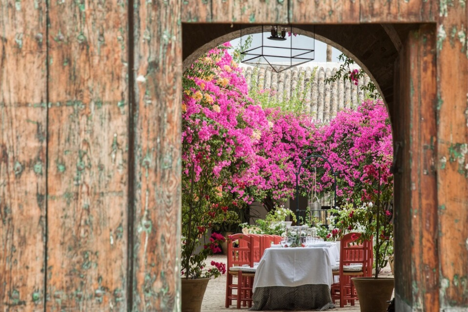 Andalucia: Hacienda de San Rafael