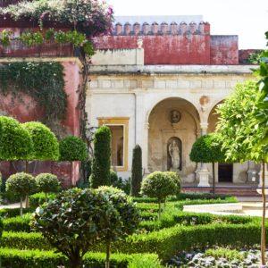 Seville Andalucia Alcazar