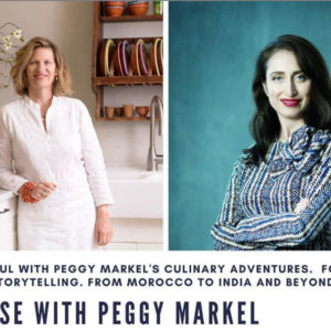 Up Close with Peggy Markel